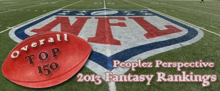 2013 Football Rankings Logo Top 150