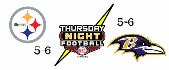 Steelers Ravens TNF