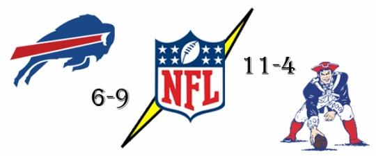 Bills Patriots