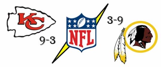 Chiefs Redskins