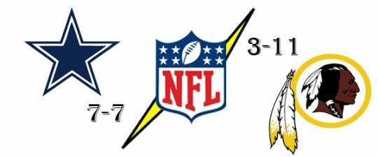 Cowboys Redskins
