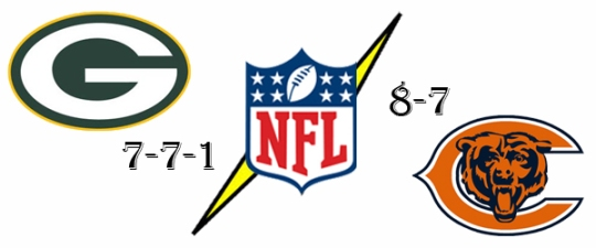 Packers Bears