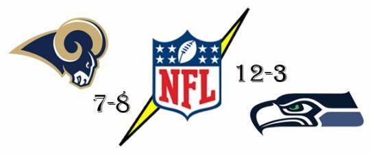 Rams Seahawks