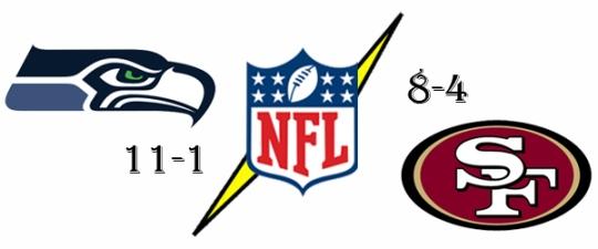 Seahawks Niners