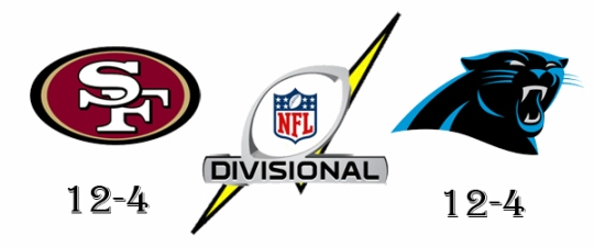 49ers Panthers Divisional